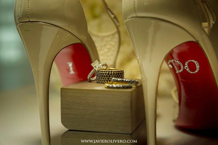 Ring wedding details