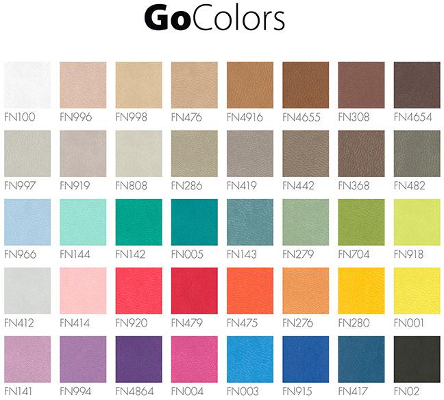 Go Book Colors