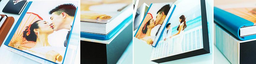 Graphistudio Acrylic Wedding Album