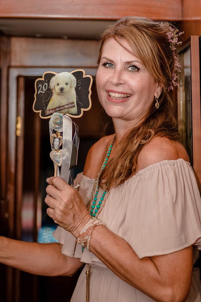 Olga & Javier 20th wedding anniversary-En altamar- Cayo Icacos-Fajardo-56