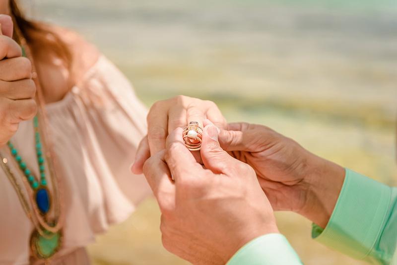 Olga & Javier 20th wedding anniversary-En altamar- Cayo Icacos-Fajardo-115