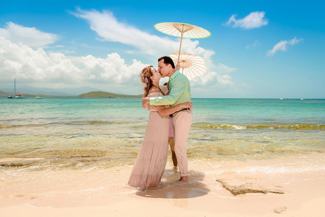 Olga & Javier 20th wedding anniversary-En altamar- Cayo Icacos-Fajardo-138