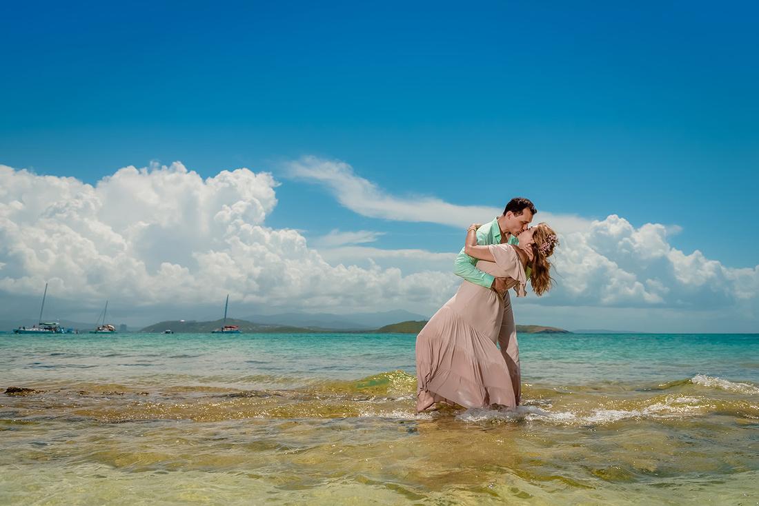 Olga & Javier 20th wedding anniversary-En altamar- Cayo Icacos-Fajardo-164