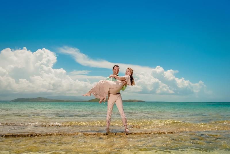 Olga & Javier 20th wedding anniversary-En altamar- Cayo Icacos-Fajardo-166