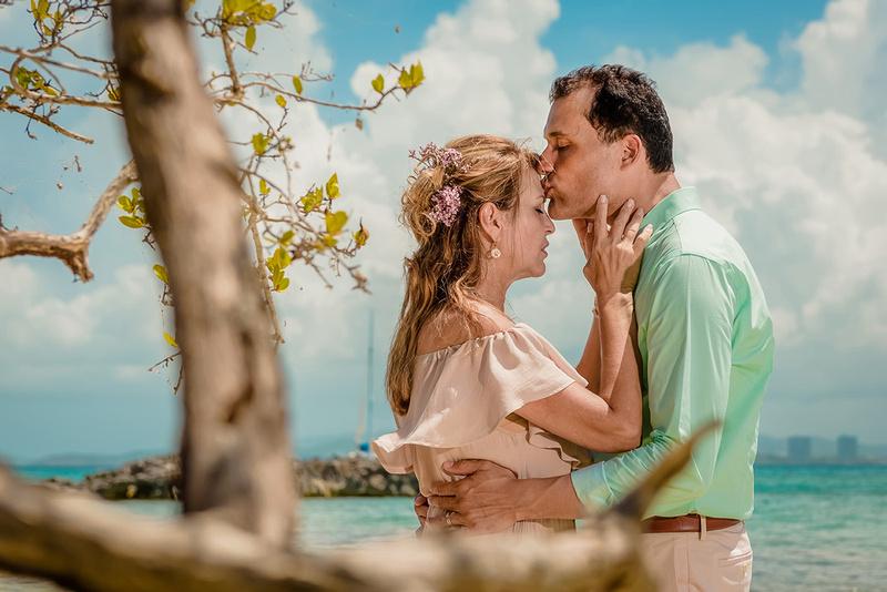 Olga & Javier 20th wedding anniversary-En altamar- Cayo Icacos-Fajardo-202